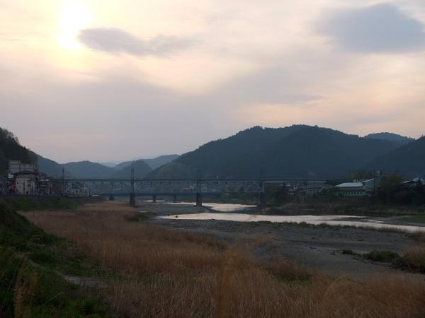 吉野川東進