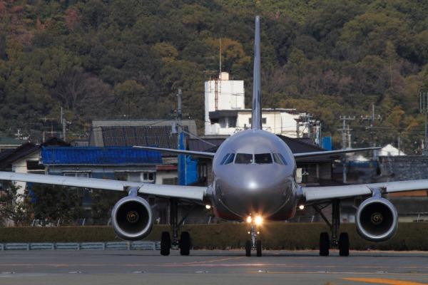 GK A320-232 JA08JJ RJOM 140122 019