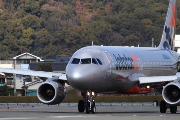 GK A320-232 JA08JJ RJOM 140122 023
