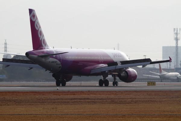 MM A320-214 JA803P RJOM 140201 06