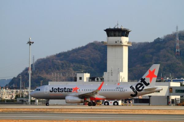 GK A320-232 JA11LL RJOM 140201 003