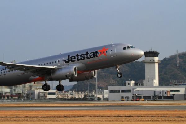 GK A320-232 JA11LL RJOM 140201 012