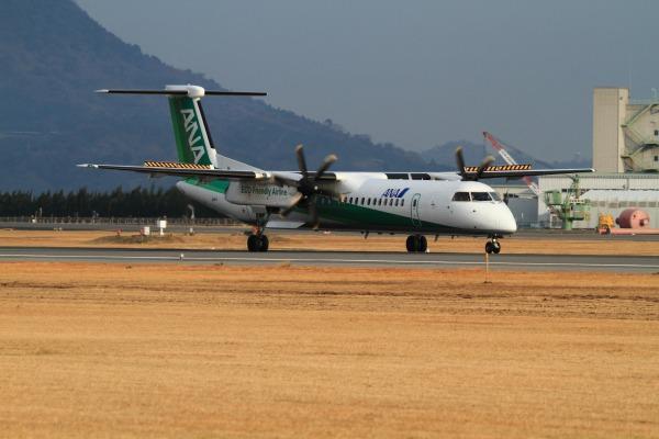 EH DHC-8-402Q JA857A RJOM 140201 001