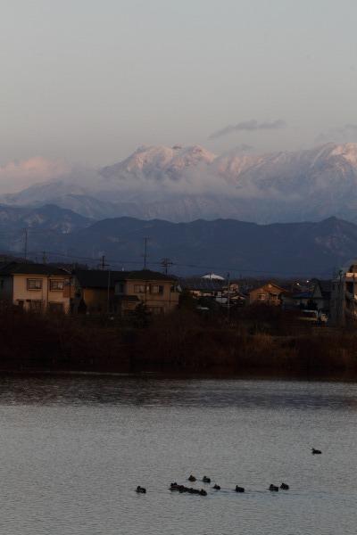 石鎚山降雪 140209 02