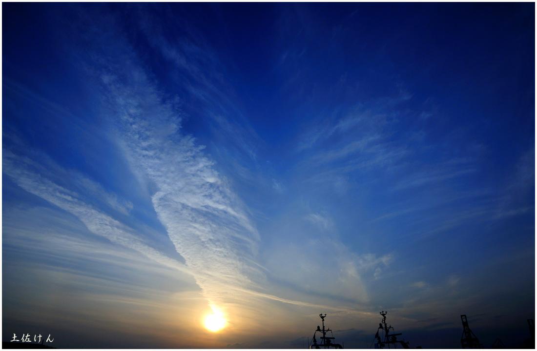 天保山の空3