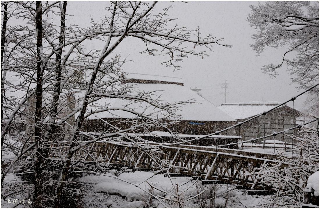 冬の長野1