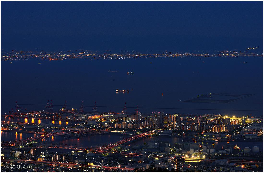 六甲夜景1
