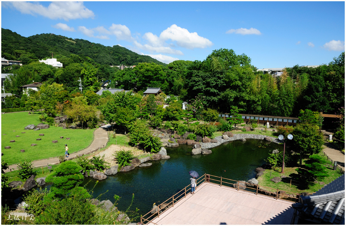 池田城跡公園4