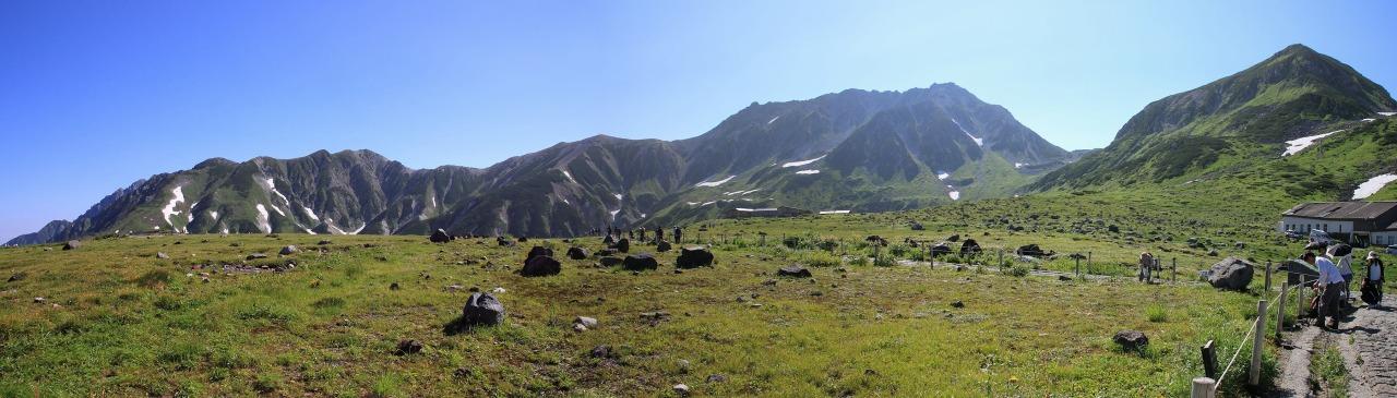 2013年8月14~15日 剱岳_017