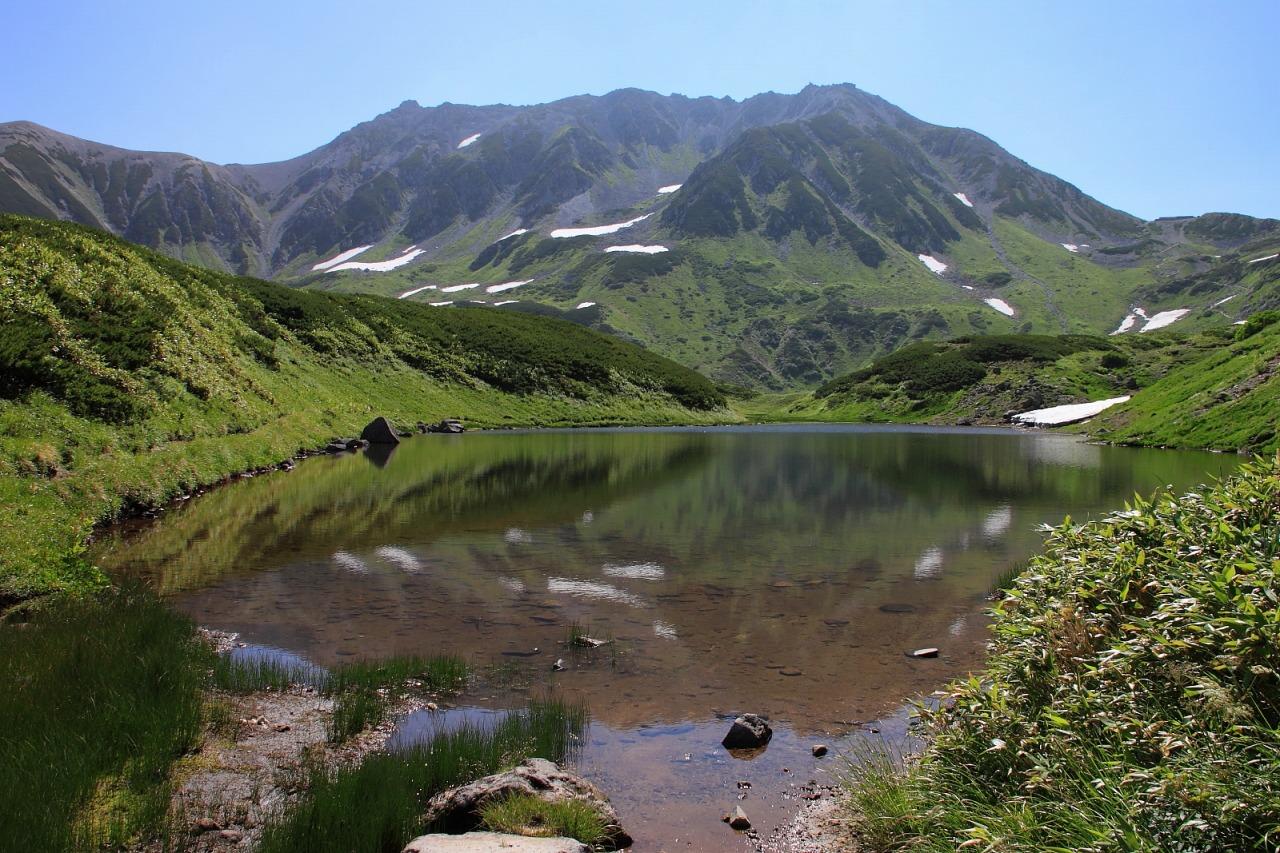 2013年8月14~15日 剱岳_022