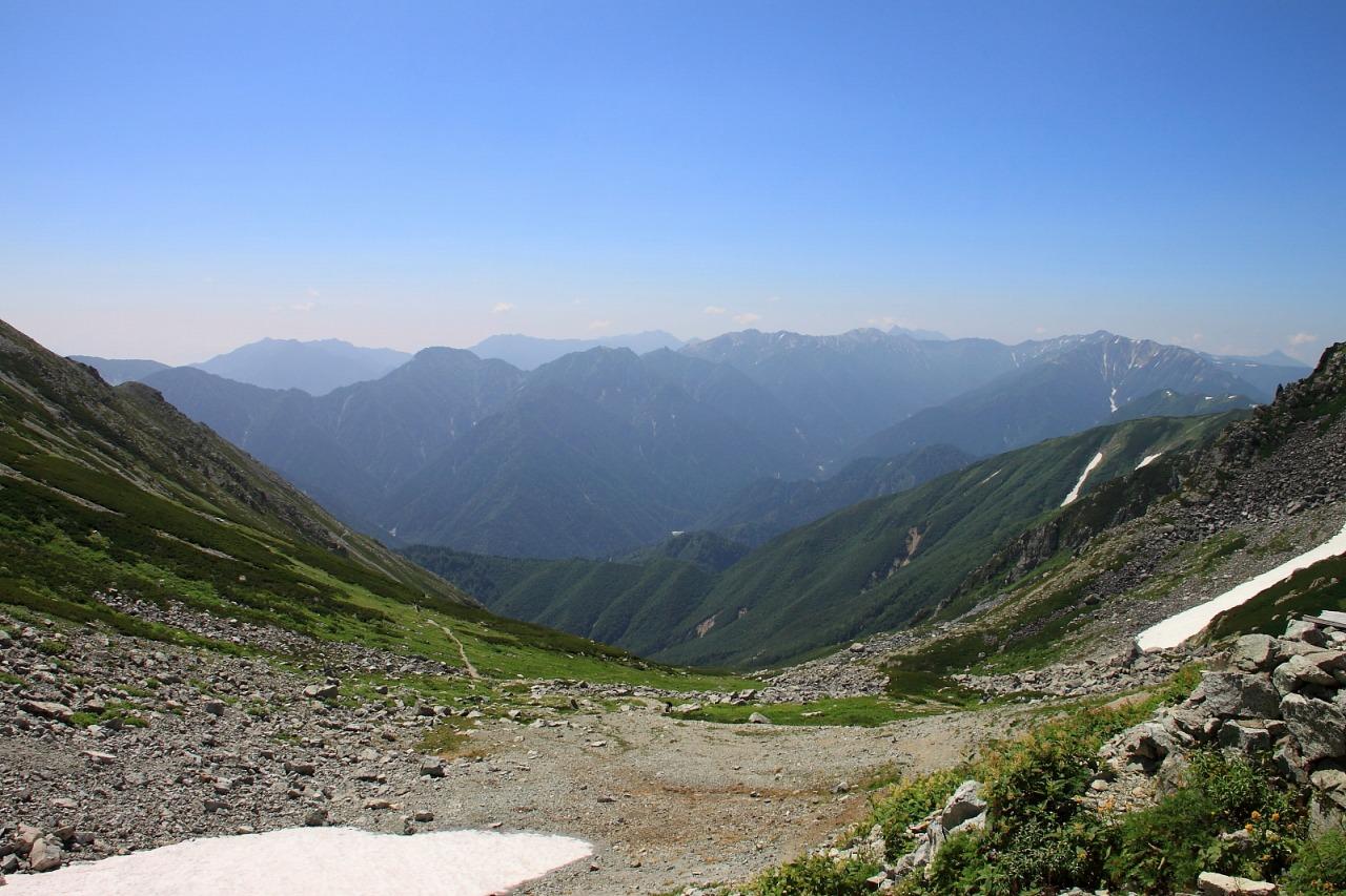 2013年8月14~15日 剱岳_026