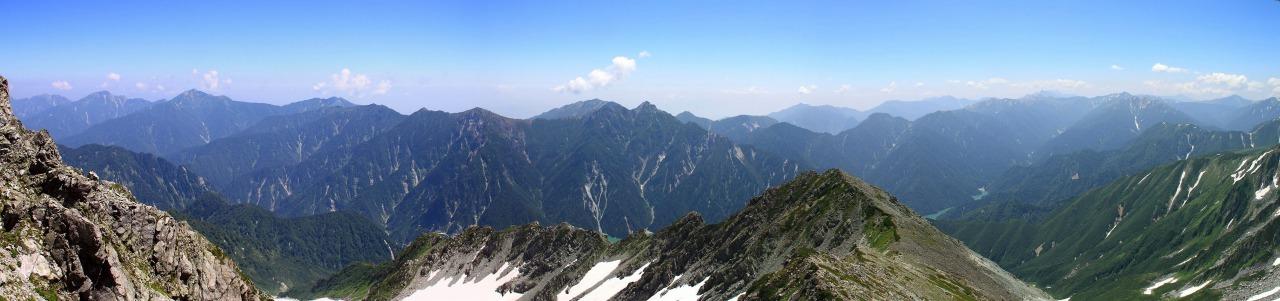 2013年8月14~15日 剱岳_030