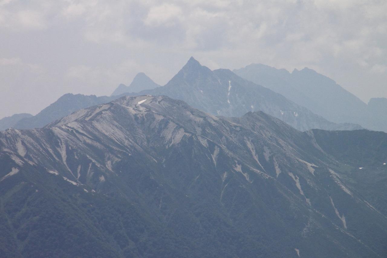 2013年8月14~15日 剱岳_031