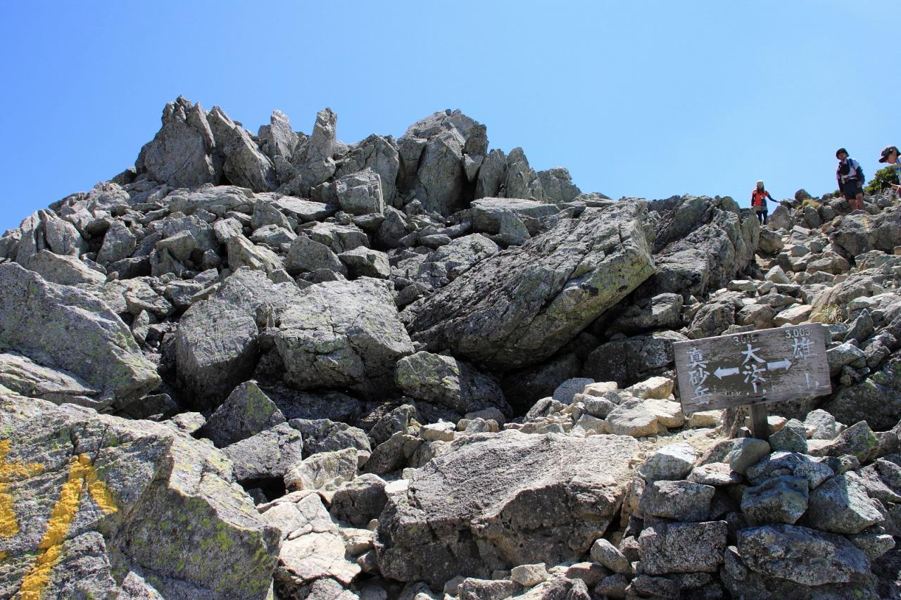 2013年8月14~15日 剱岳_034