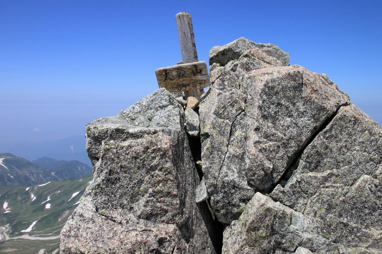 2013年8月14~15日 剱岳_035