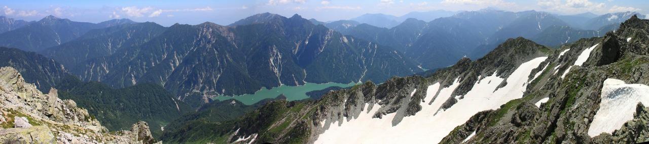 2013年8月14~15日 剱岳_036