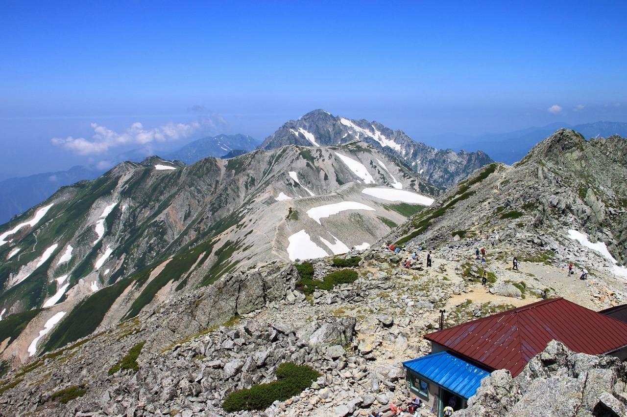 2013年8月14~15日 剱岳_038