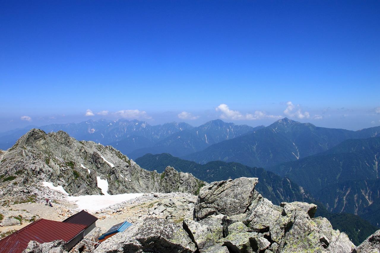 2013年8月14~15日 剱岳_039