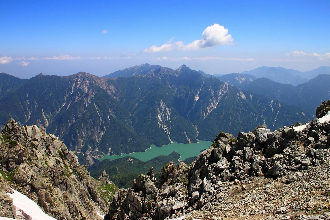 2013年8月14~15日 剱岳_041