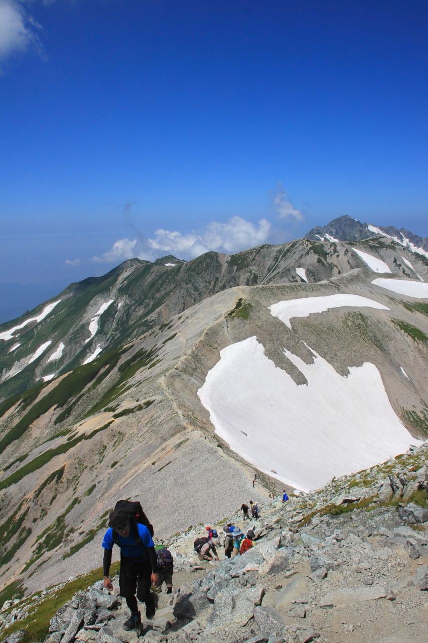 2013年8月14~15日 剱岳_042