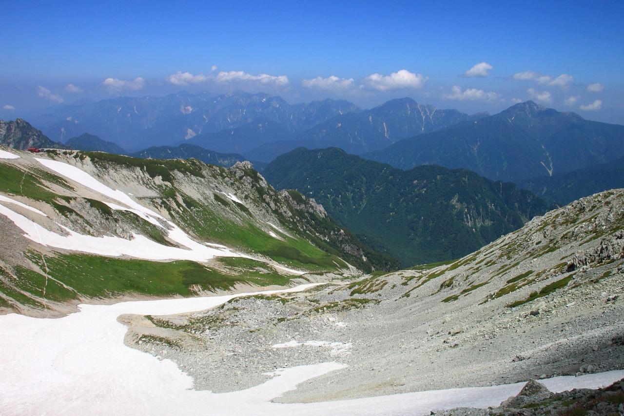 2013年8月14~15日 剱岳_043