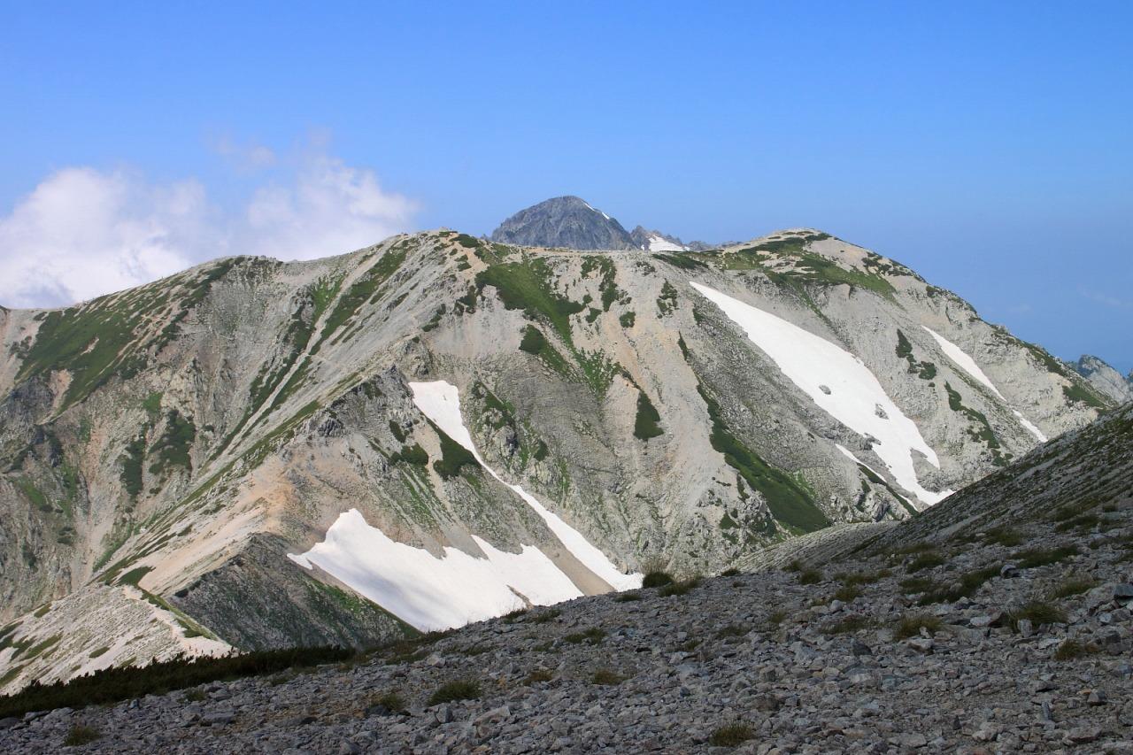 2013年8月14~15日 剱岳_046