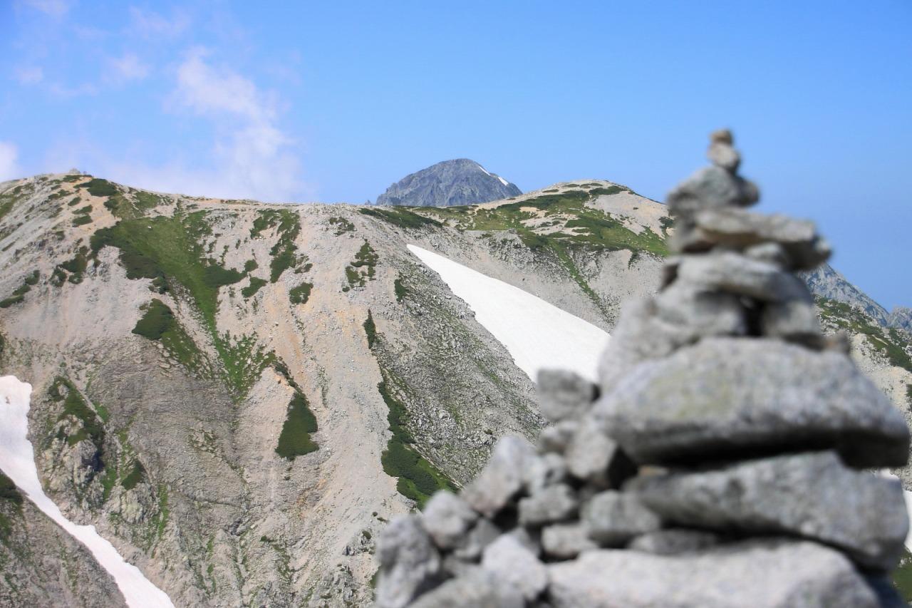 2013年8月14~15日 剱岳_047