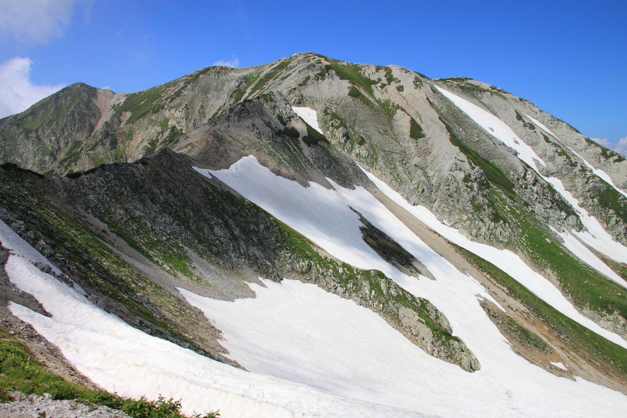 2013年8月14~15日 剱岳_049
