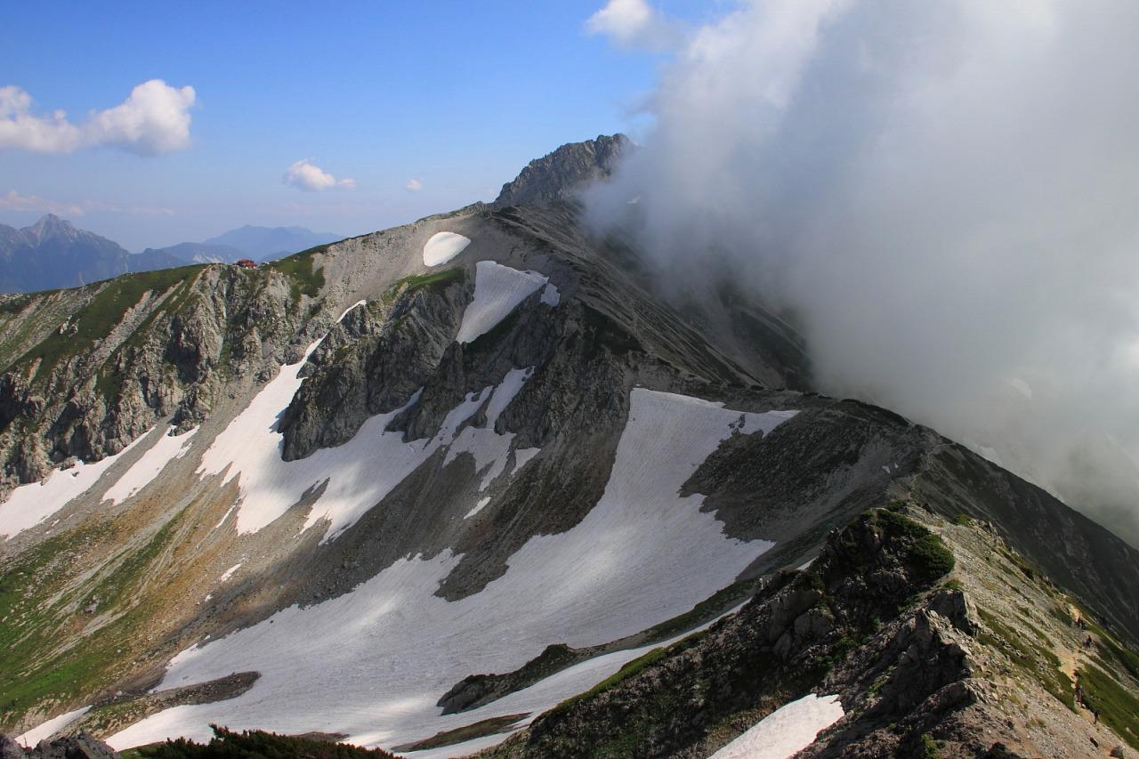 2013年8月14~15日 剱岳_051