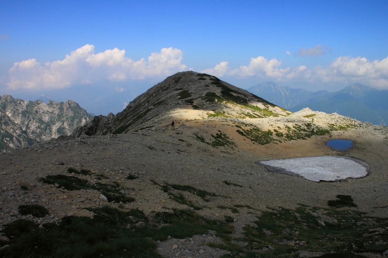 2013年8月14~15日 剱岳_053