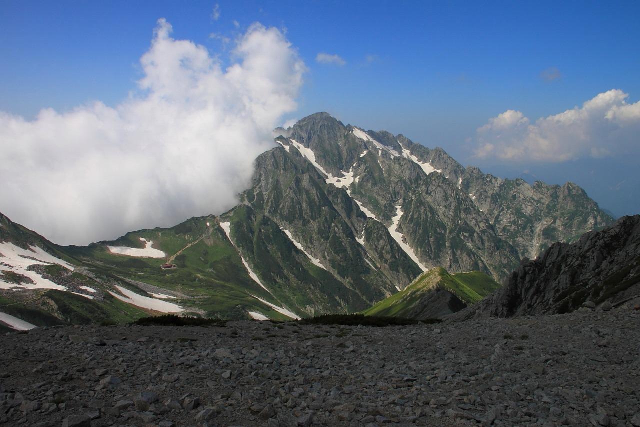 2013年8月14~15日 剱岳_054