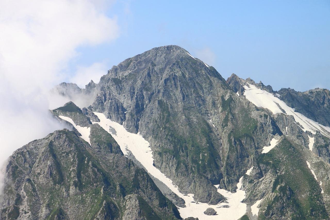 2013年8月14~15日 剱岳_055