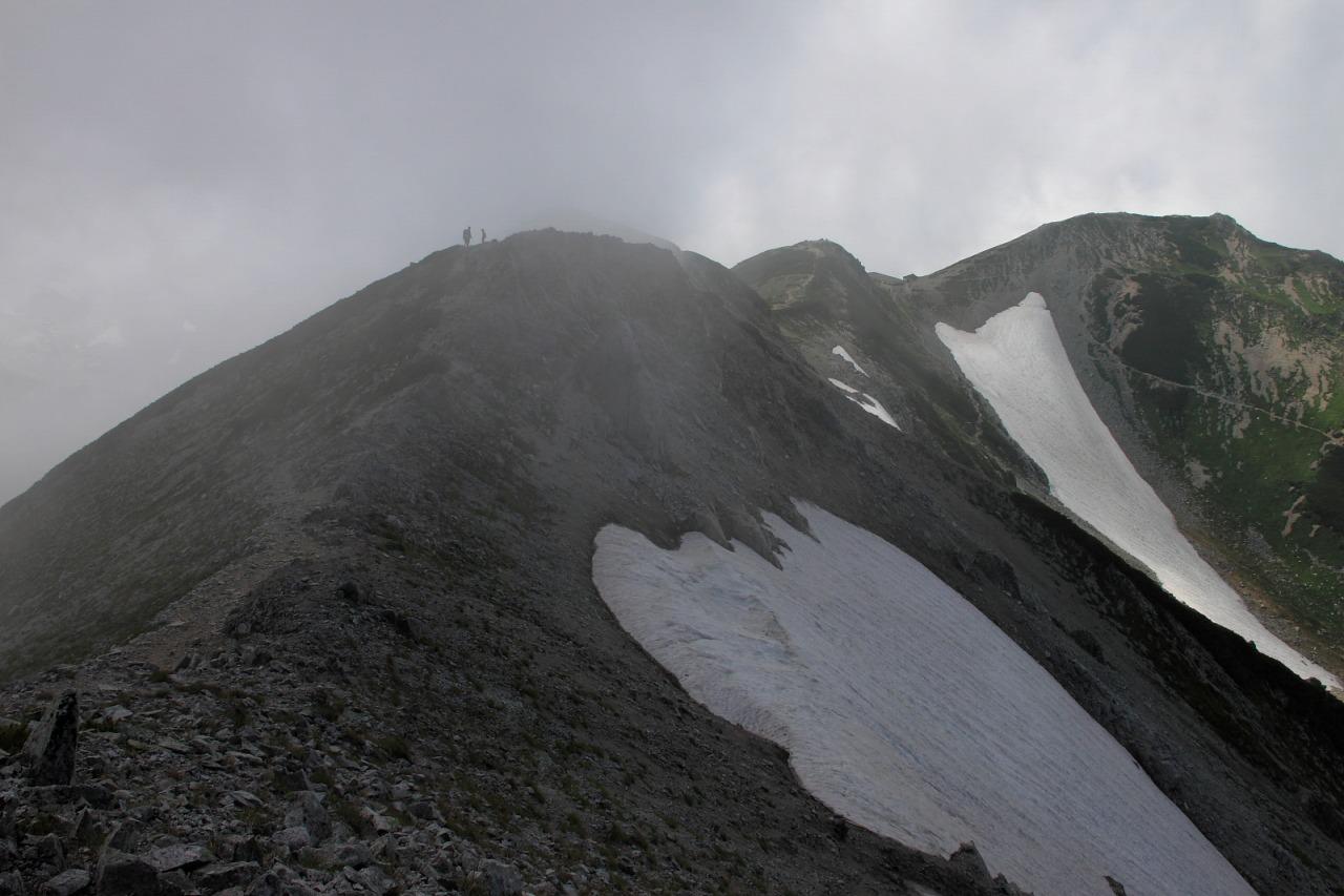 2013年8月14~15日 剱岳_057