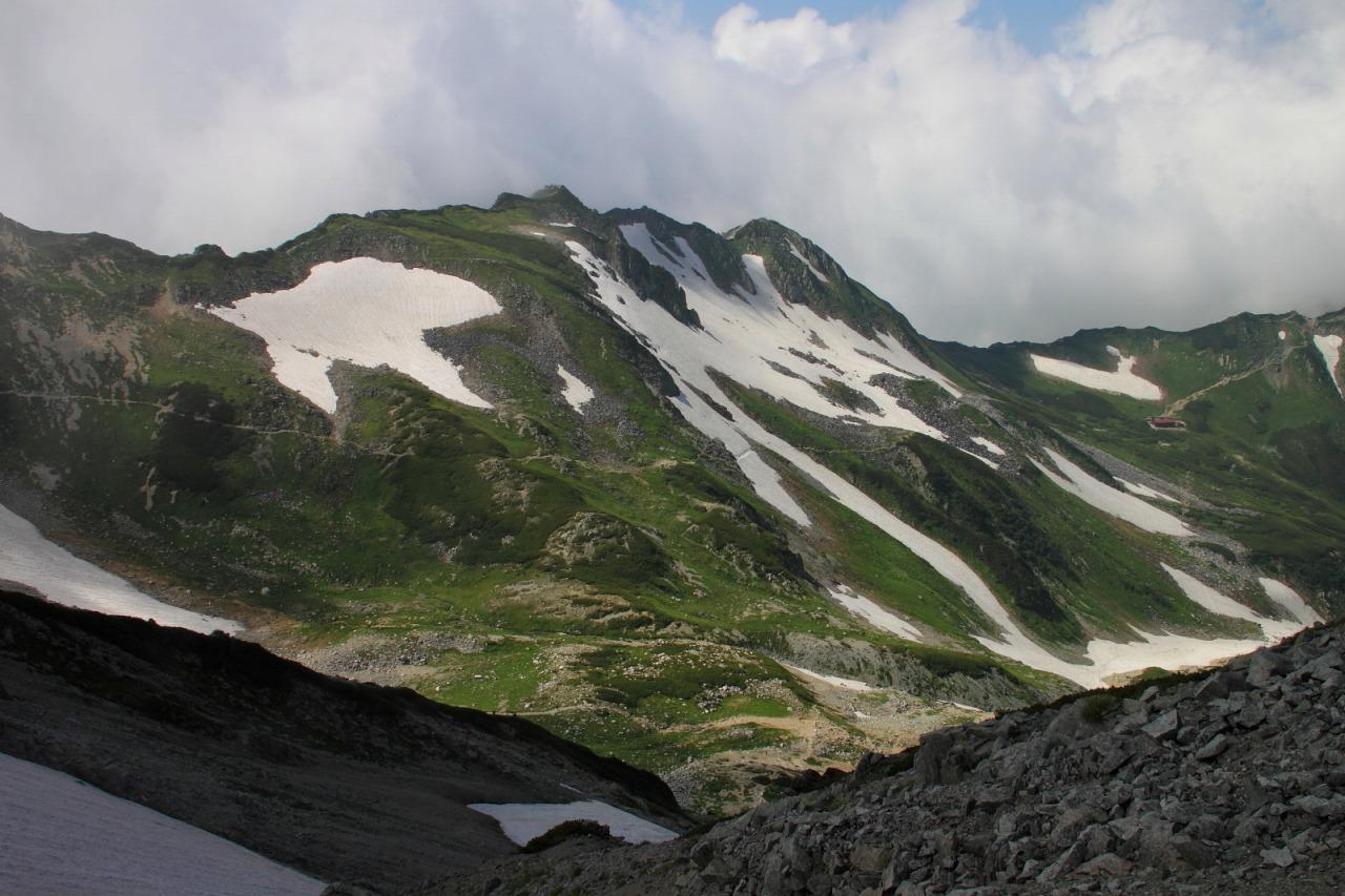 2013年8月14~15日 剱岳_058