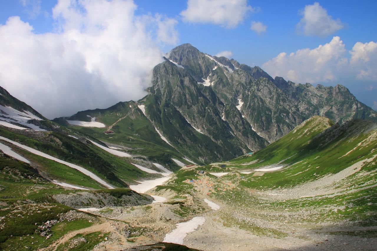 2013年8月14~15日 剱岳_060