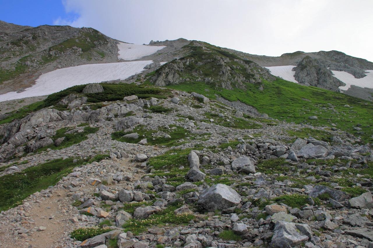 2013年8月14~15日 剱岳_061