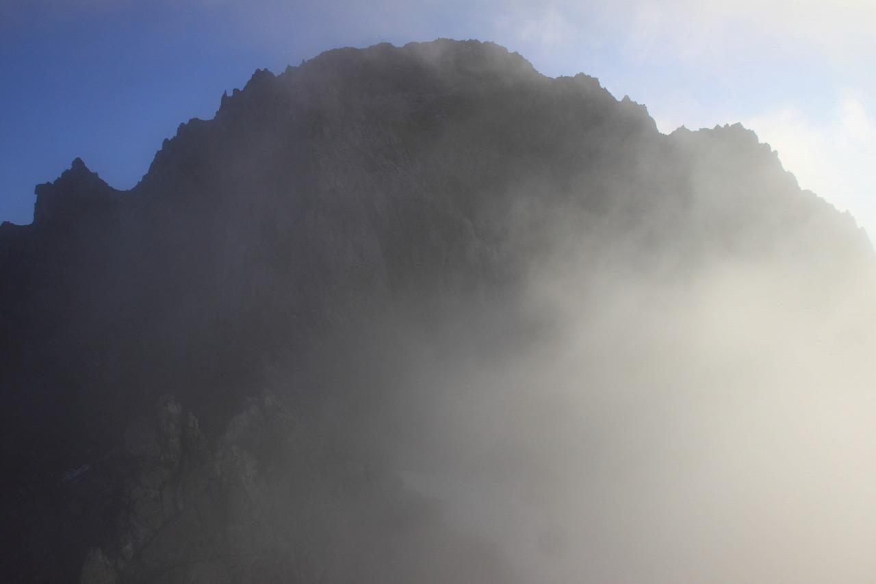 2013年8月14~15日 剱岳_090