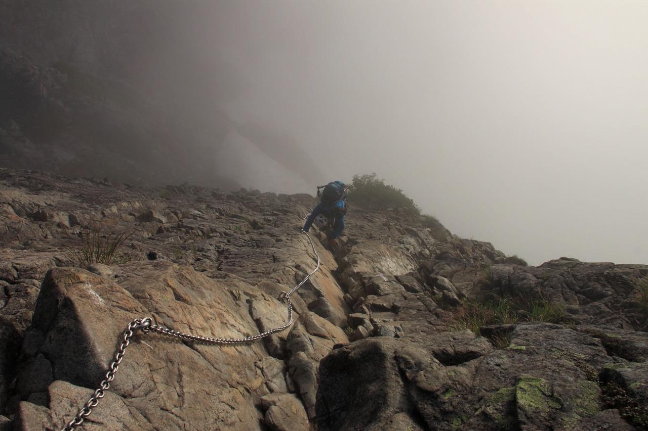 2013年8月14~15日 剱岳_091