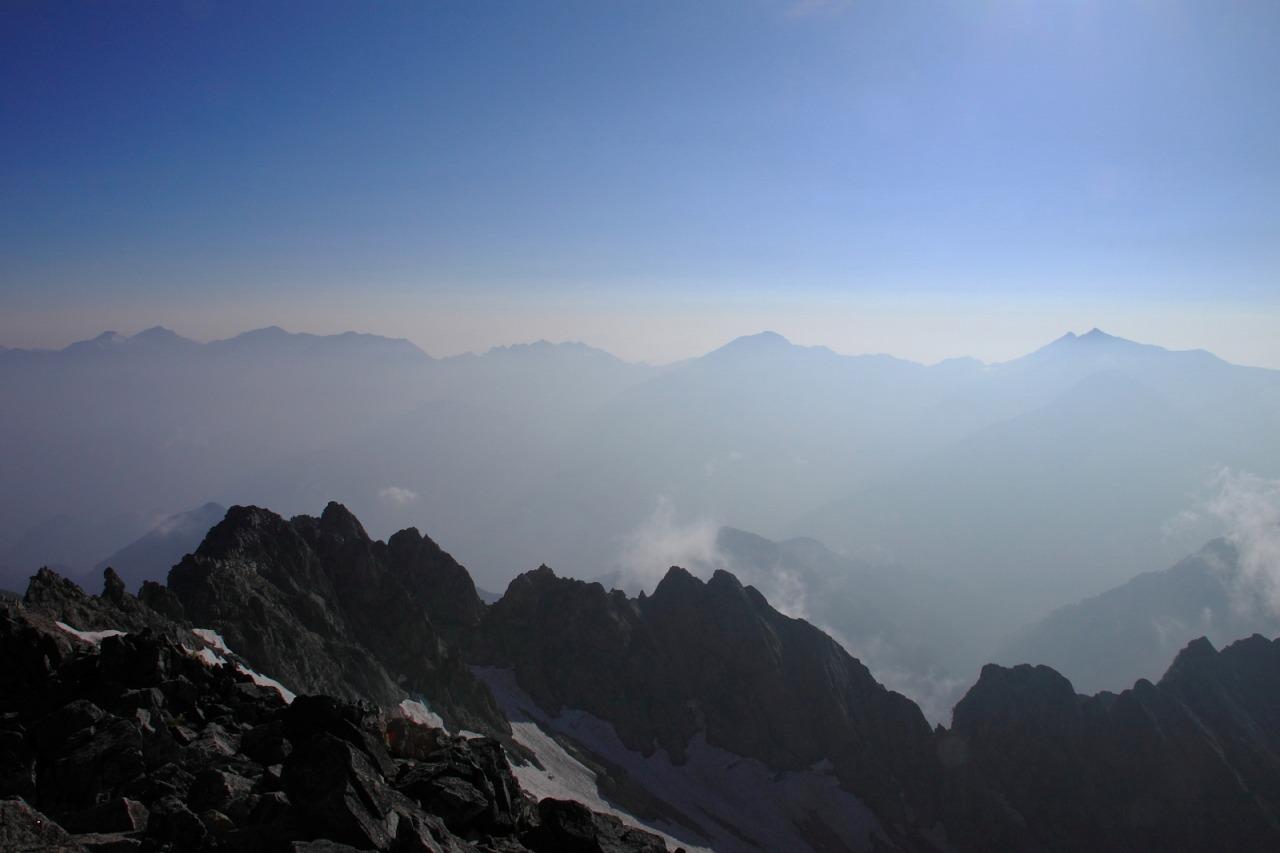 2013年8月14~15日 剱岳_098
