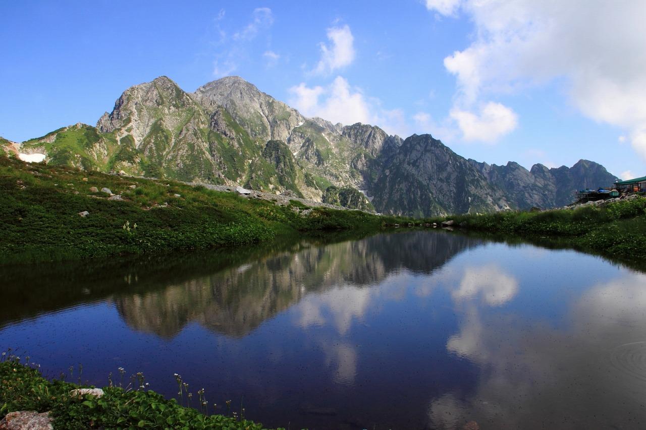 2013年8月14~15日 剱岳_123