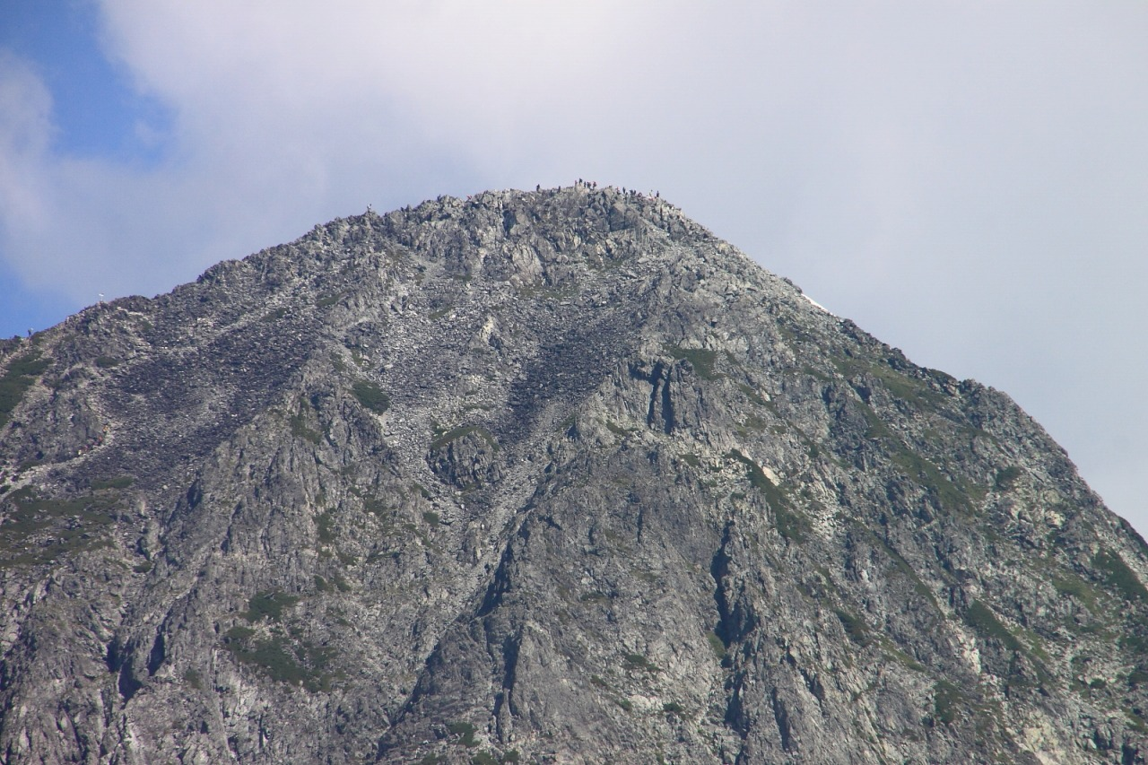 2013年8月14~15日 剱岳_126
