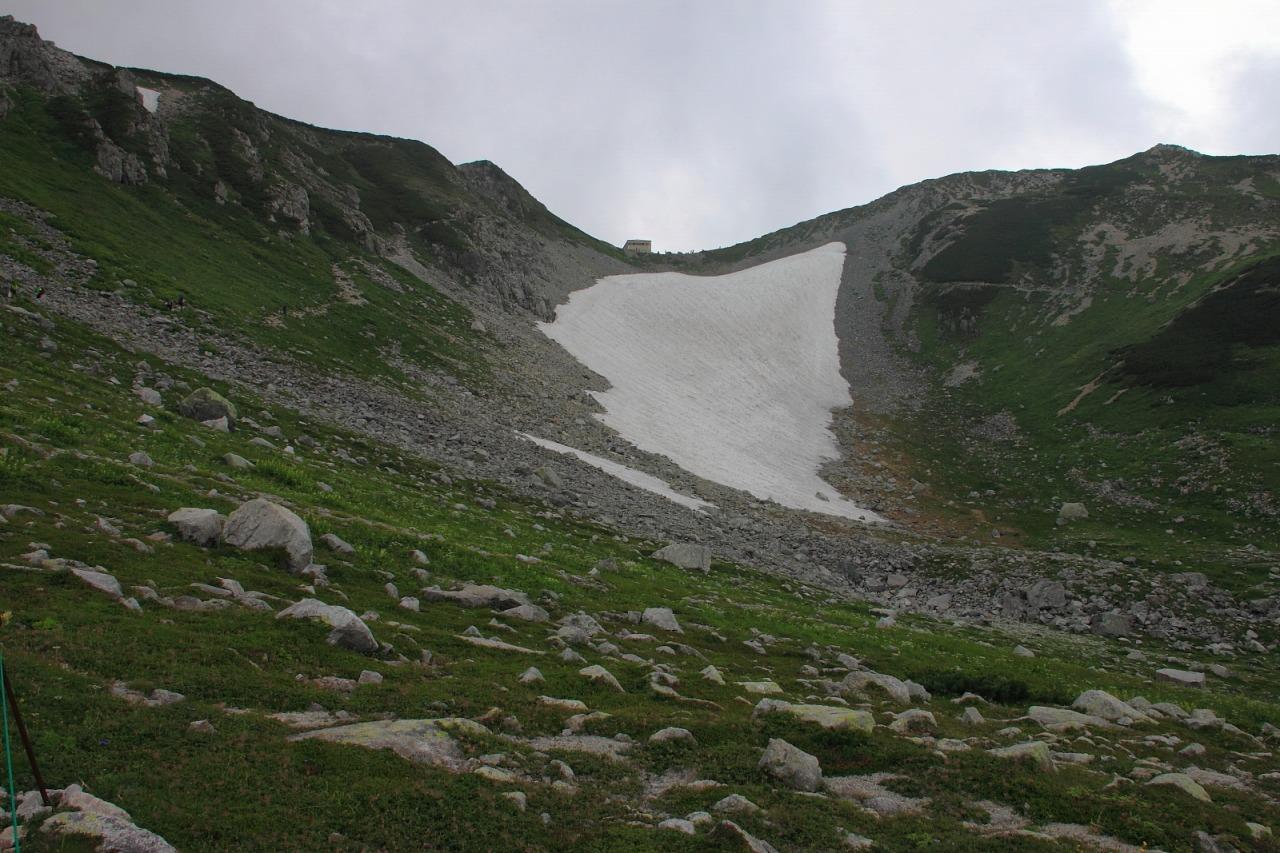 2013年8月14~15日 剱岳_128