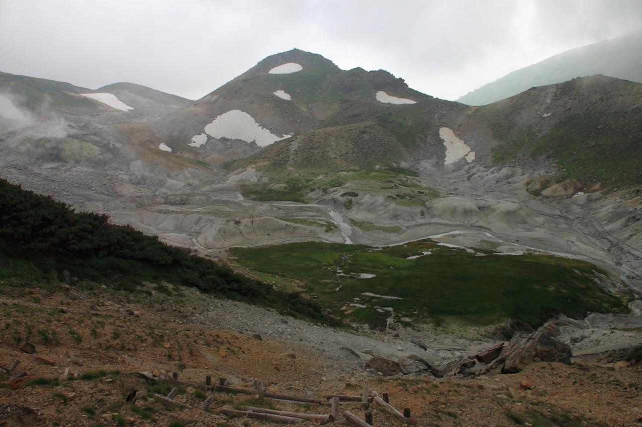 2013年8月14~15日 剱岳_135