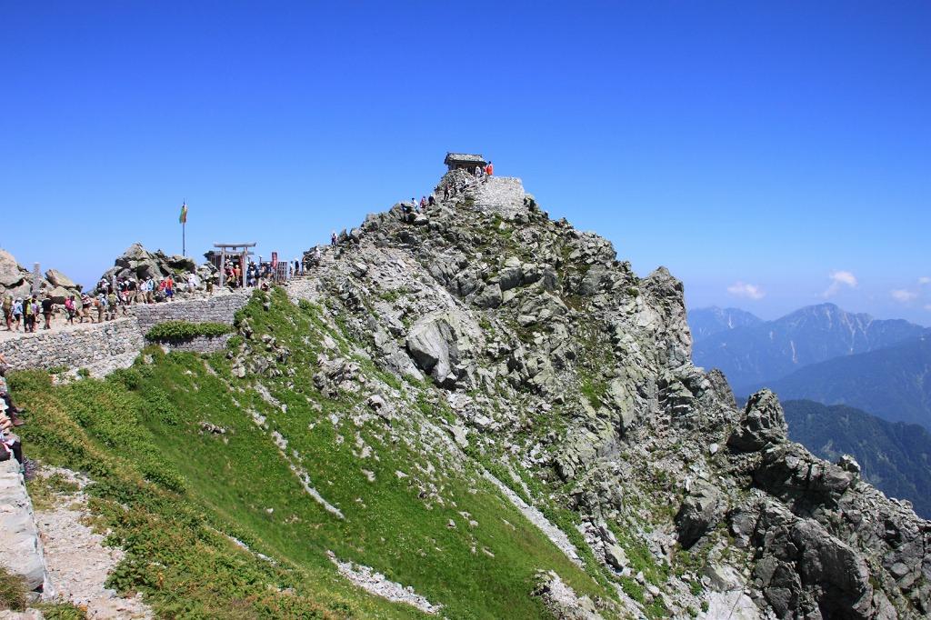 2013年8月14~15日 剱岳247