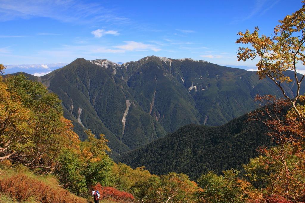 2013年9月28~29日 白峰三山_013