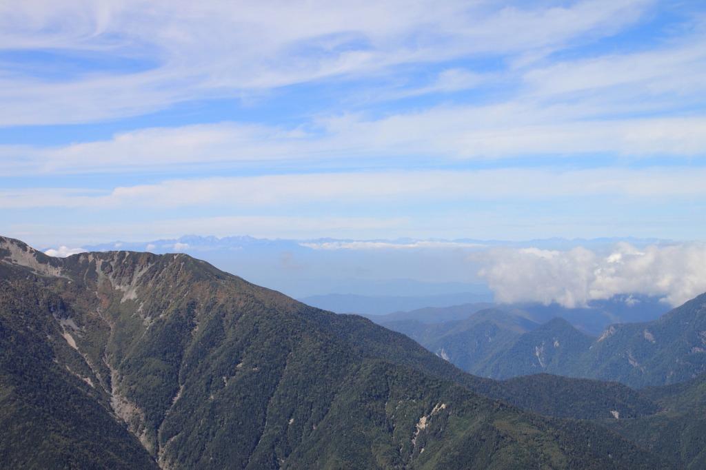 2013年9月28~29日 白峰三山_025