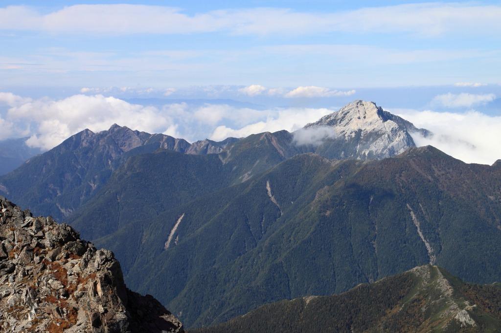 2013年9月28~29日 白峰三山_038