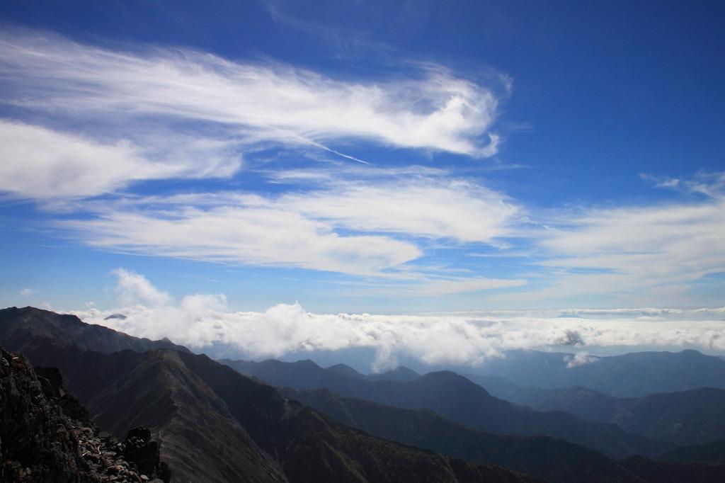 2013年9月28~29日 白峰三山_037