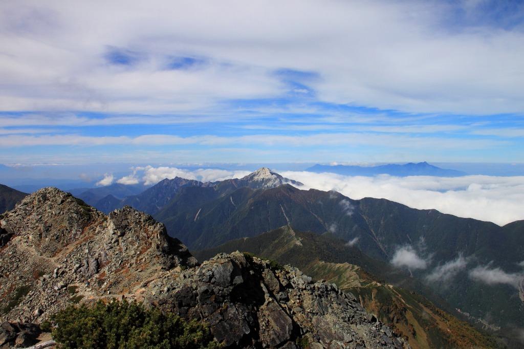 2013年9月28~29日 白峰三山_036