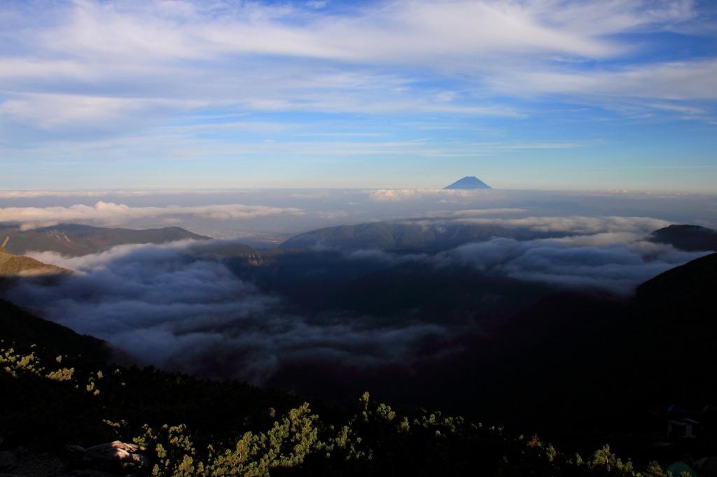 2013年9月28~29日 白峰三山_044